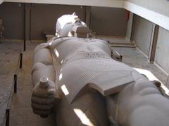 Menphis - Colosso di Ramses II by <b>Sandro & Cristina</b> ( a Panoramio image )