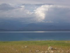 toktogul reservoir by <b>niko82</b> ( a Panoramio image )