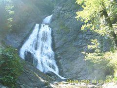 Cascada Rachitele by <b>Stefanut adi</b> ( a Panoramio image )