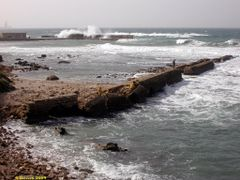 A winter noon in Caesarea (03-JAN-04) #1 by <b>Ilya Borovok</b> ( a Panoramio image )