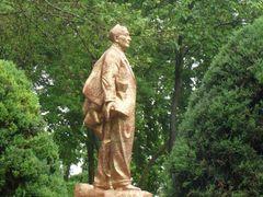 Памятник Гафуру Гуляму by <b>Stanislav Ma</b> ( a Panoramio image )