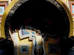 Shadow Jesus by <b>Adam Sichta</b> ( a Panoramio image )