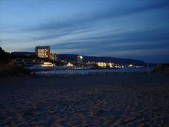 Golden Sands at Twilight by <b>nasko921</b> ( a Panoramio image )