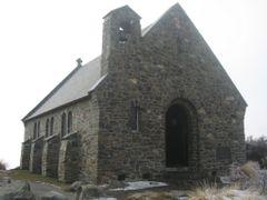 Church At Lake Tekapo by <b>Cheryl Parkes</b> ( a Panoramio image )