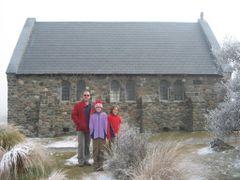 Church At Lake Tekapo 2 by <b>Cheryl Parkes</b> ( a Panoramio image )