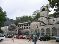 Цетинье. Монастырь. by <b>tatiana bakova</b> ( a Panoramio image )
