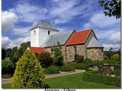 Vorning kirke - Viborg by <b>Claude David</b> ( a Panoramio image )