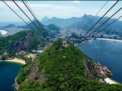 bela vista do Morro do Pao de Acucar by <b>patano</b> ( a Panoramio image )