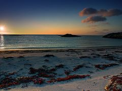Midnight Sun at Andoya by <b>Jan Balaz</b> ( a Panoramio image )