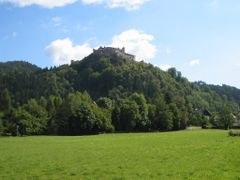 Burg Hoch Osterwitz by <b>ETH36</b> ( a Panoramio image )
