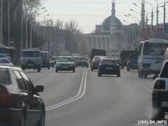 Проспект Евразии by <b>mirasbek8888</b> ( a Panoramio image )