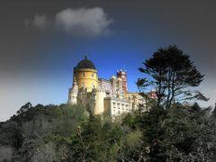 Palacio da Pena - Sintra - Portugal by <b>CidonioRinaldi</b> ( a Panoramio image )