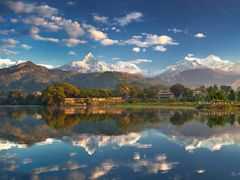 POKHARA - The Pearl of Himalayas by <b>jankovoy</b> ( a Panoramio image )