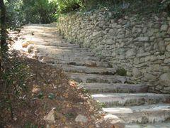 Put do Savine crkve by <b>sonjamar</b> ( a Panoramio image )