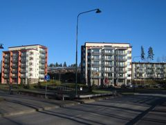 Rauhalahti residential area, November 2007 by <b>JaTaLa</b> ( a Panoramio image )