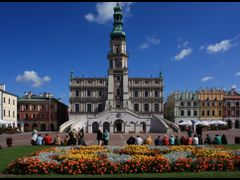 Zamosc - World Heritage Site by <b>_MM_</b> ( a Panoramio image )