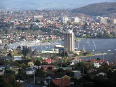 Wrest Point Casino, Hobart by <b>Peter & Shelly</b> ( a Panoramio image )