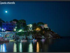 Genova Nervi - Proticciolo riflessi by <b>© ? paola chiarella</b> ( a Panoramio image )