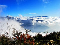 Paradise on Earth    (Elevation 3257m) by <b>Michael  ??</b> ( a Panoramio image )