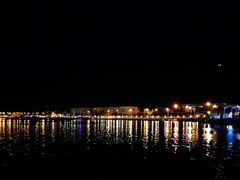 Mangalia - Tourist port at night by <b>IceBox</b> ( a Panoramio image )