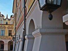 Arcades of Zamosc by <b>_MM_</b> ( a Panoramio image )