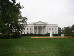 White house by <b>josleeser</b> ( a Panoramio image )