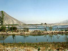 reserve naturelle en peripherie de Lhassa by <b>suila</b> ( a Panoramio image )