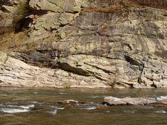 направена скала да мине реката чудна .... by <b>Zdravcom</b> ( a Panoramio image )