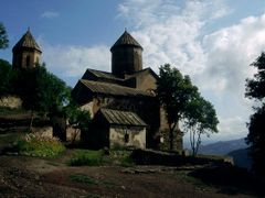 Sapara Monastery by <b>srzyski</b> ( a Panoramio image )