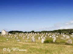 Alignement du Menec by <b>WalterFrommPhotographer</b> ( a Panoramio image )