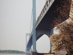 Underneath The Whitestone Bridge - KMF by <b>Ken Fries</b> ( a Panoramio image )