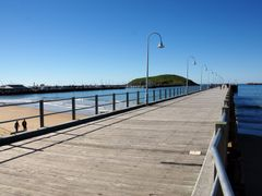 Boardwalk at Coffs Harbour by <b>VFedele</b> ( a Panoramio image )