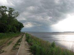 ???,Heilongjiang River (Amur River),  Амур  by <b>Без названия</b> ( a Panoramio image )