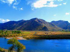 china jilin linjiang by <b>???</b> ( a Panoramio image )