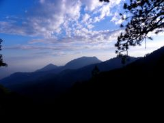 Summer twilight -- Sequoia National Park, California, US by <b>The Man in the Maze™</b> ( a Panoramio image )