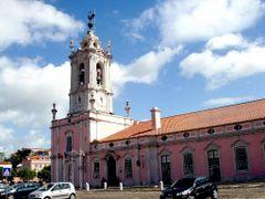 Palacio Nacional de Queluz, Portugal by <b>Antonio Alba</b> ( a Panoramio image )