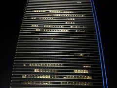 World financial center @ night by <b>Dr.Azzouqa</b> ( a Panoramio image )