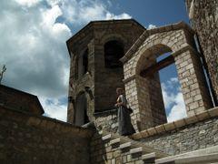 Monastery St. Jonh Bigorski by <b>tachi_xt</b> ( a Panoramio image )