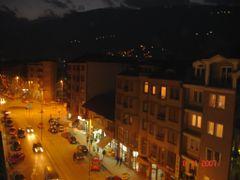 Ruga e Varezave-Night view by <b>Neim Sejfuli ?</b> ( a Panoramio image )
