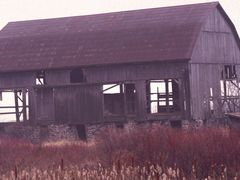 old barn on Warden by <b>George Sled</b> ( a Panoramio image )