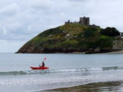 Criccieth Castle by <b>Peter_private_box</b> ( a Panoramio image )