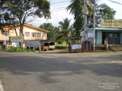 Ussapitiya Junction by <b>Ven, Deeyakaduwe Saranasiri - 0342244863</b> ( a Panoramio image )