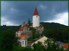 Krivoklat by <b>Janista</b> ( a Panoramio image )
