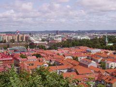 068 Goteborg, Blick Richtung Altstadt, Haga Kyrkan by <b>Daniel Meyer</b> ( a Panoramio image )