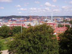 069 Goteborg, Gota Alv, Hafen by <b>Daniel Meyer</b> ( a Panoramio image )