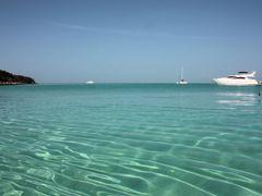 Transparencies at Exuma Cays, Bahamas by <b>E. Cangiotti</b> ( a Panoramio image )