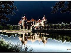 Moritzburg - das Schloss einmal anders by <b>der Machdeburjer</b> ( a Panoramio image )