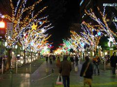 Shizuoka illuminated by <b>kcomiida</b> ( a Panoramio image )