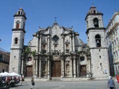 Havana Cathedral by <b>Dmitry Rostopshin www.rostblog.ru</b> ( a Panoramio image )