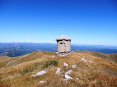 Гранично съоръжение на връх Таш тепе by <b>sevdelin atanasov</b> ( a Panoramio image )